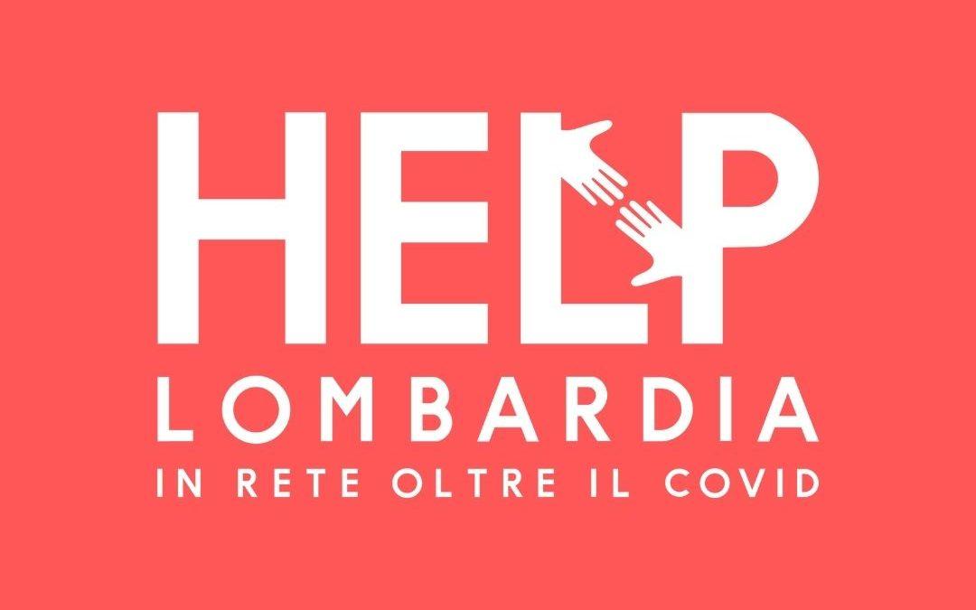 Covid: al via Helplombardia – InRete oltre il Covid. Parte il servizio gratuito di assistenza allo 02/40701771